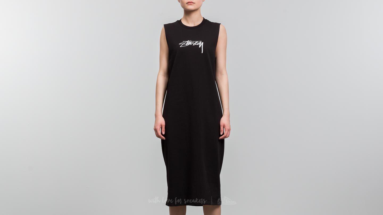 Stüssy Ezra Muscle Dress Black