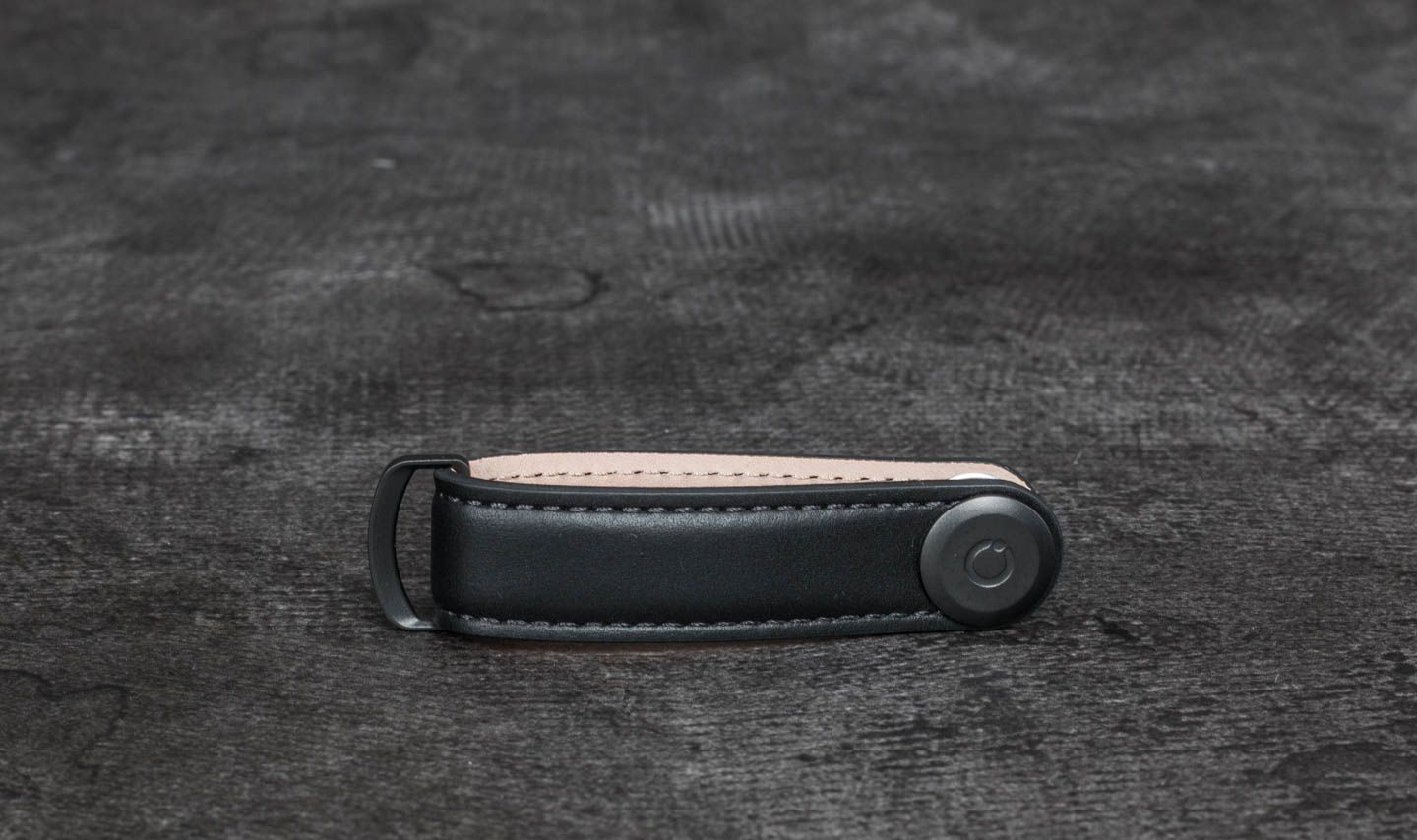 Orbitkey 20 Leather Black Black