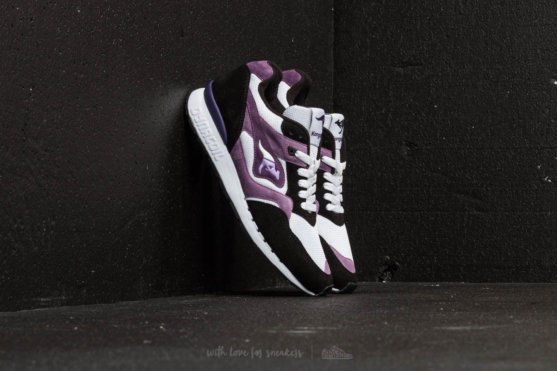 KangaRoos Racer Mig Jet Black/ Purple