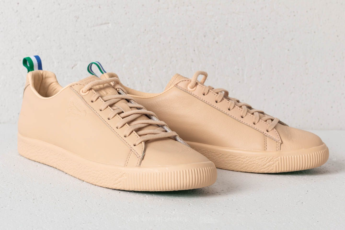 best service 21743 36794 Puma x Big Sean Clyde Natural Vachetta | Footshop