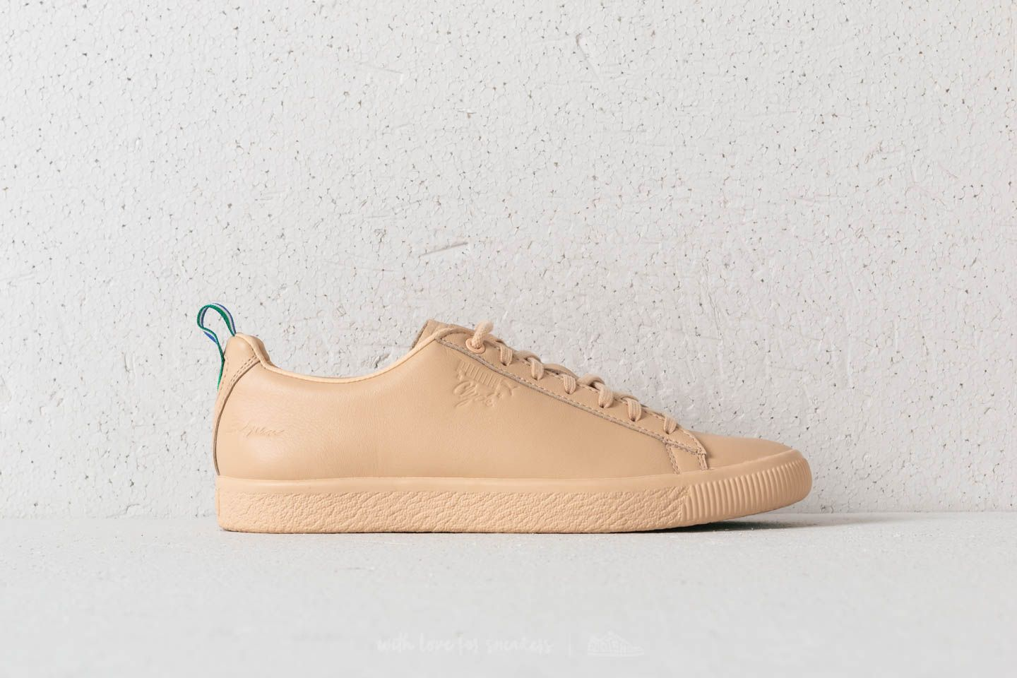 best service 238ea a879f Puma x Big Sean Clyde Natural Vachetta | Footshop