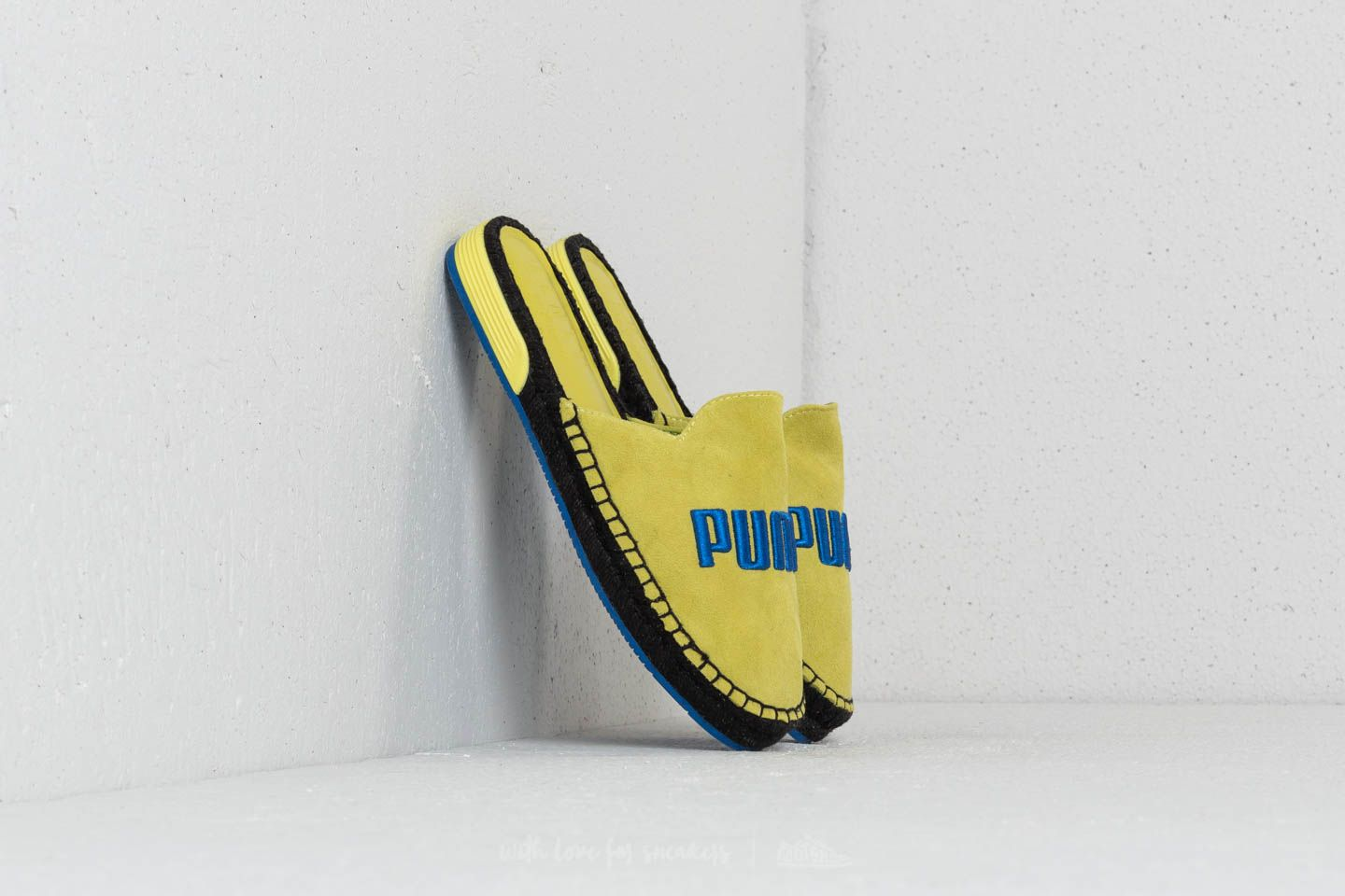 Puma Fenty x Rihanna Espandrille Wns Sulphur Spring  Blue  Black at a great  price 5ad350973