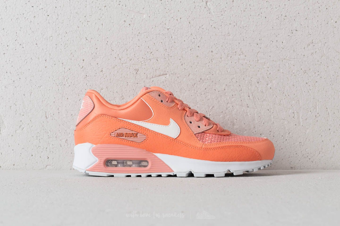 huge selection of c4c90 db9d9 Nike Wmns Air Max 90 SE Crimson Bliss  White at a great price 143 €