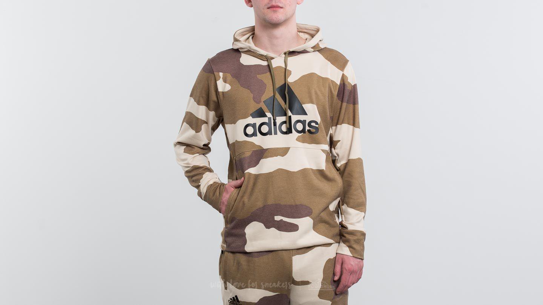 adidas x Undefeated Tec Hoodie Dune/ Tactile Khaki/ Base Khaki za skvělou cenu 2 290 Kč koupíte na Footshop.cz