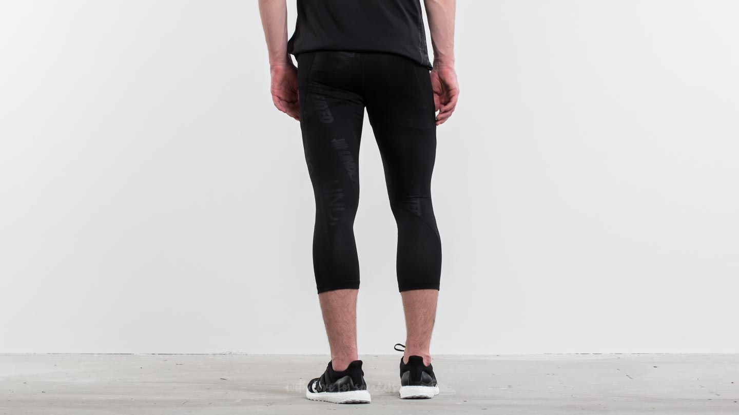 7f0cb339adc51 adidas x Undefeated Ask Tec 3 4 Tights Black at a great price  56 buy