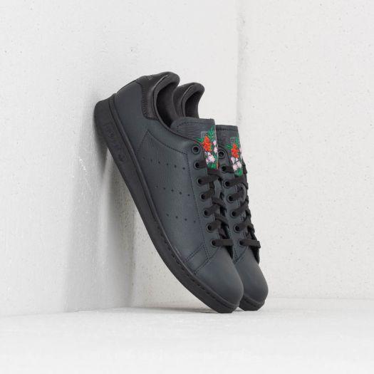 quality design 316a8 5d31e adidas Stan Smith Carbon/ Carbon/ Grey Five | Footshop