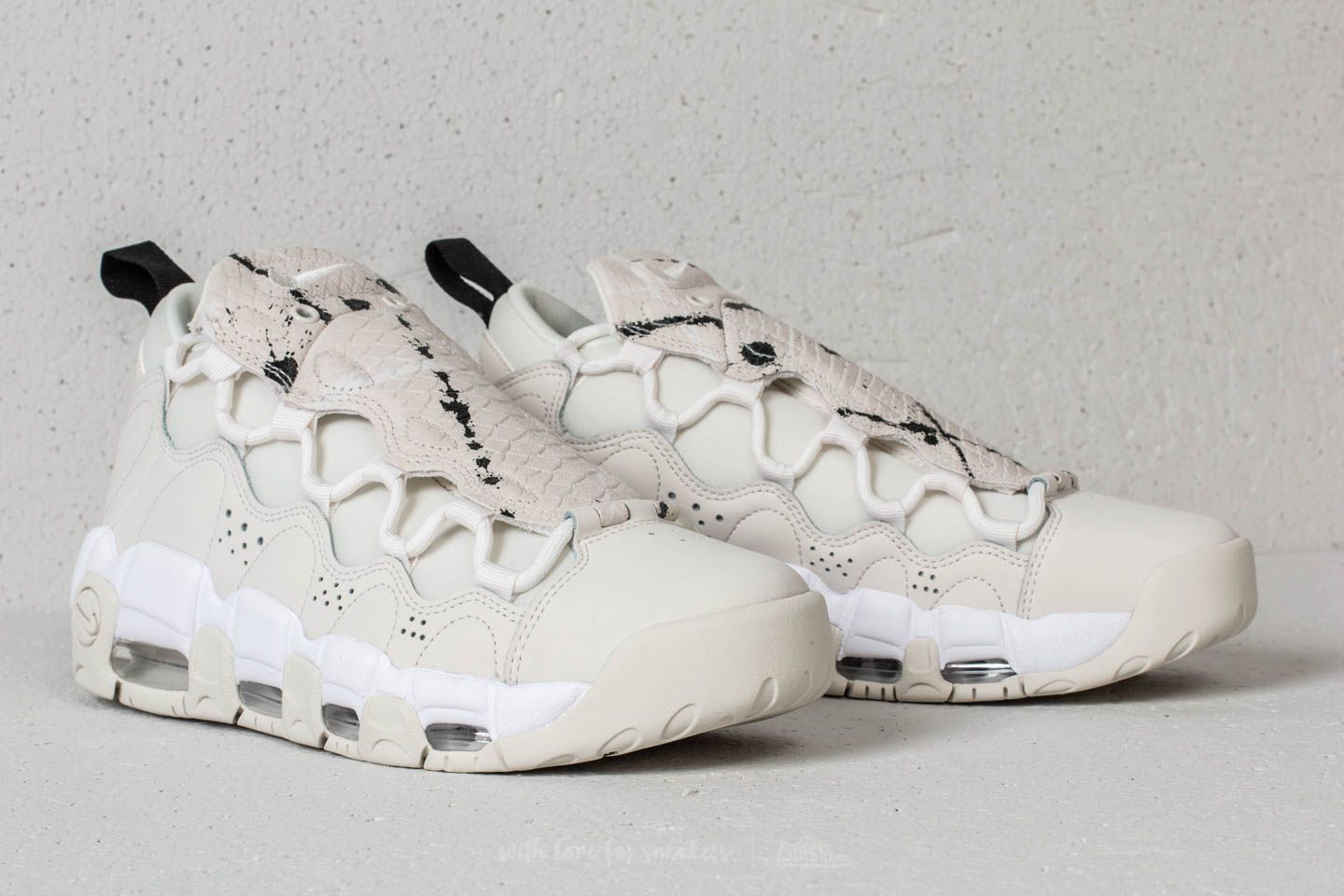 nike air more money donna