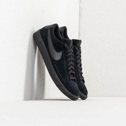 wholesale dealer 93456 73b76 Nike Blazer Low LE Black Black