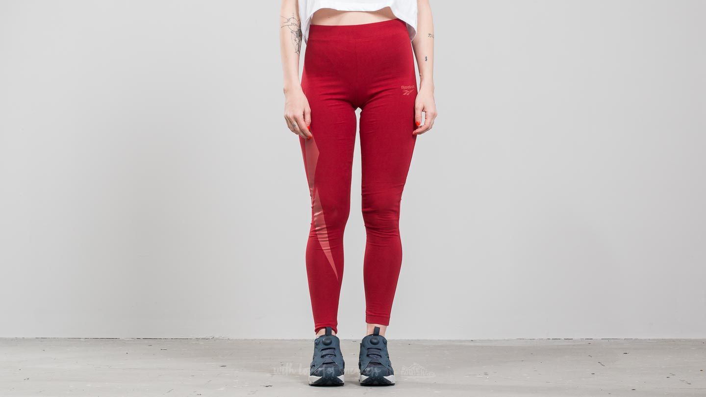 61766a5534340 Reebok LF Legging Rich Magma at a great price $30 buy at Footshop