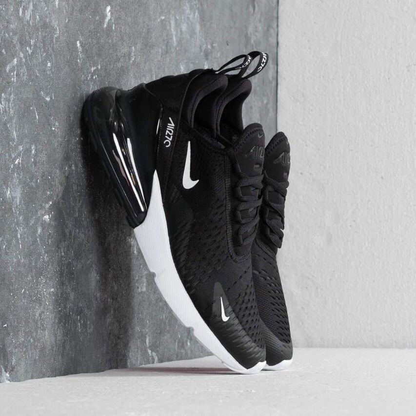 Nike Air Max 270 Black/ Anthracite-White-Solar Red EUR 42