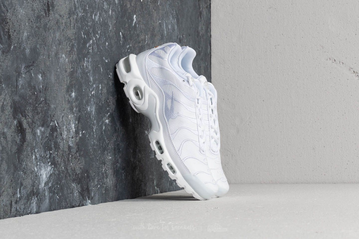 Nike Air Max Plus White/ White-White
