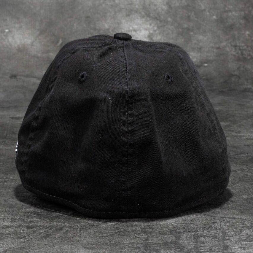 New Era 39Thirty Washed Los Angeles Dodgers Cap Black