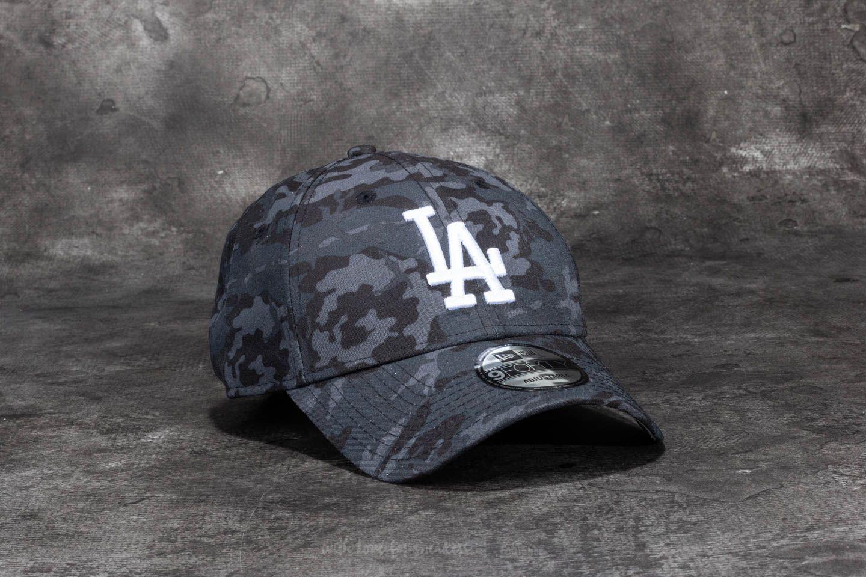 New Era 9Forty Camo Team Los Angeles Dodgers Cap Dark Camo ... 012d7487c4