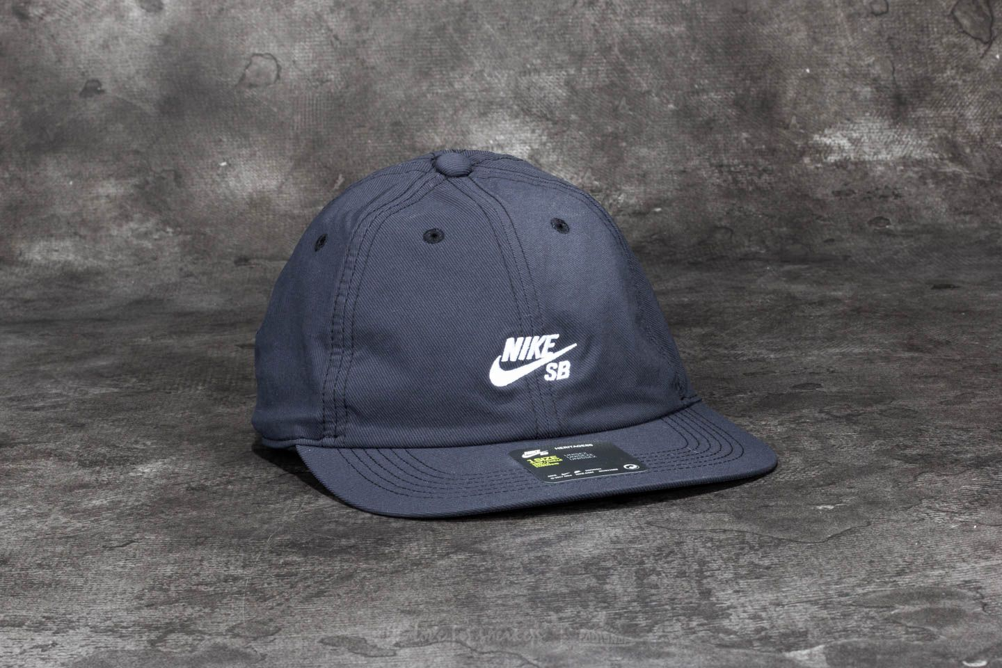 Nike SB Heritage 86 Cap Black  White at a great price 18 € buy at b14ca4c6635