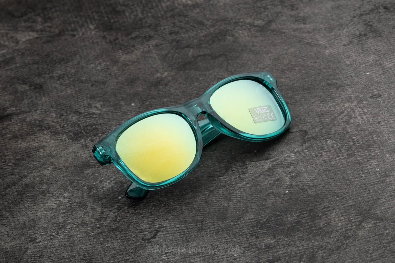 3026200eba Vans Spicoli 4 Shade Sunglasses Aquarelle