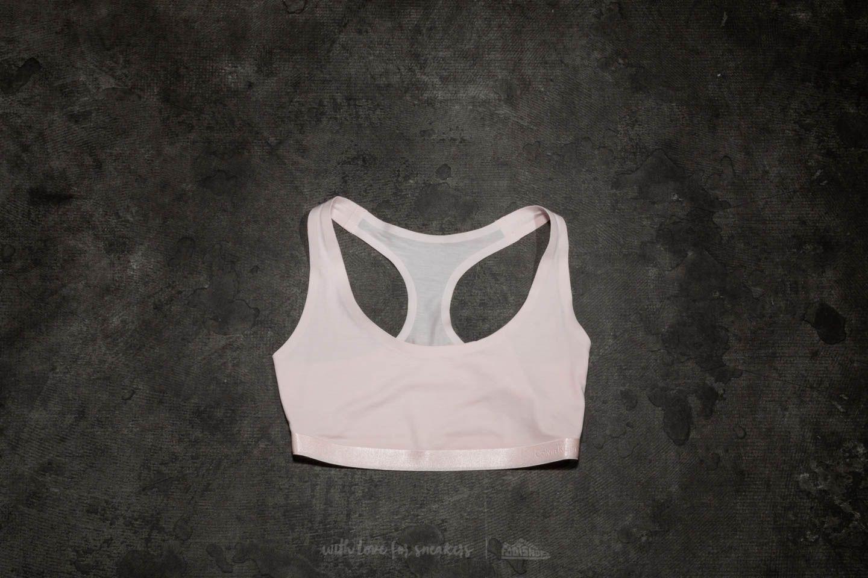 8df0d49717d Calvin Klein Unlined Bralette Blush Pink