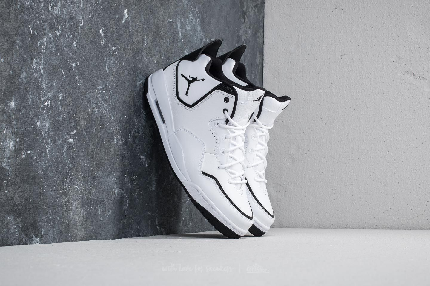 9ecf9336885 Jordan Courtside 23 White/ Black | Footshop