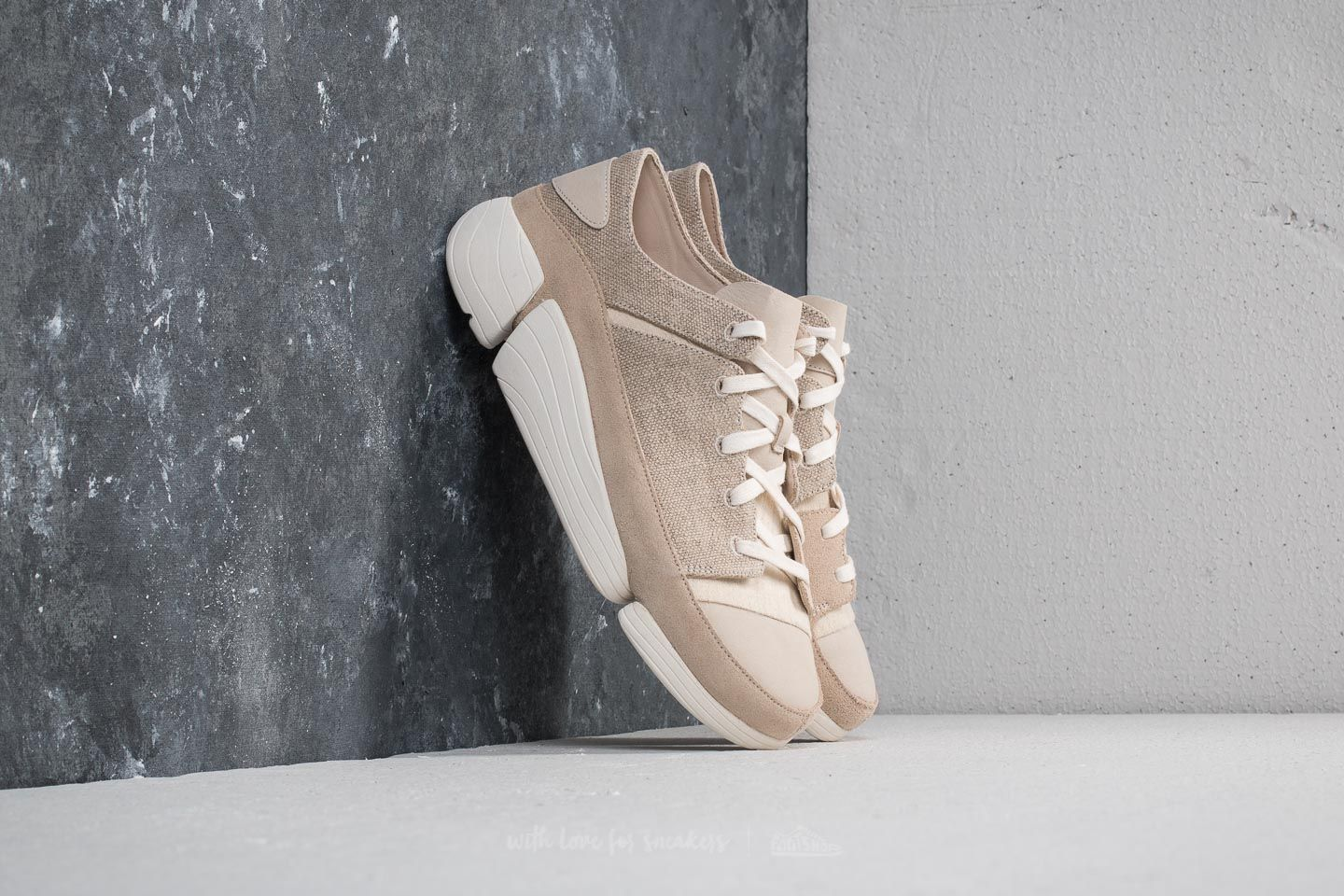 Clarks Originals Trigenic Evo Off White Combi at a great price $163 buy at Footshop