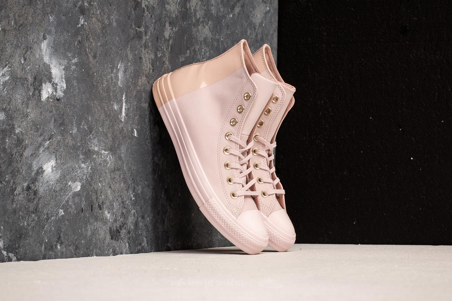 5c6aa7559 Converse Chuck Taylor All Star Hi Barely Rose/ Barely Rose | Footshop
