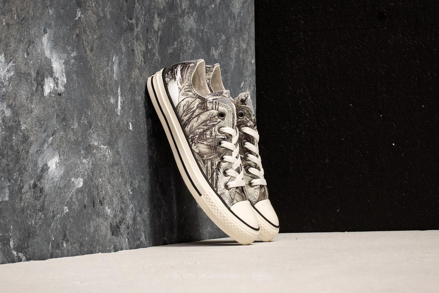 Converse Chuck Taylor All Star Ox Dolphin/ Black/ Egret