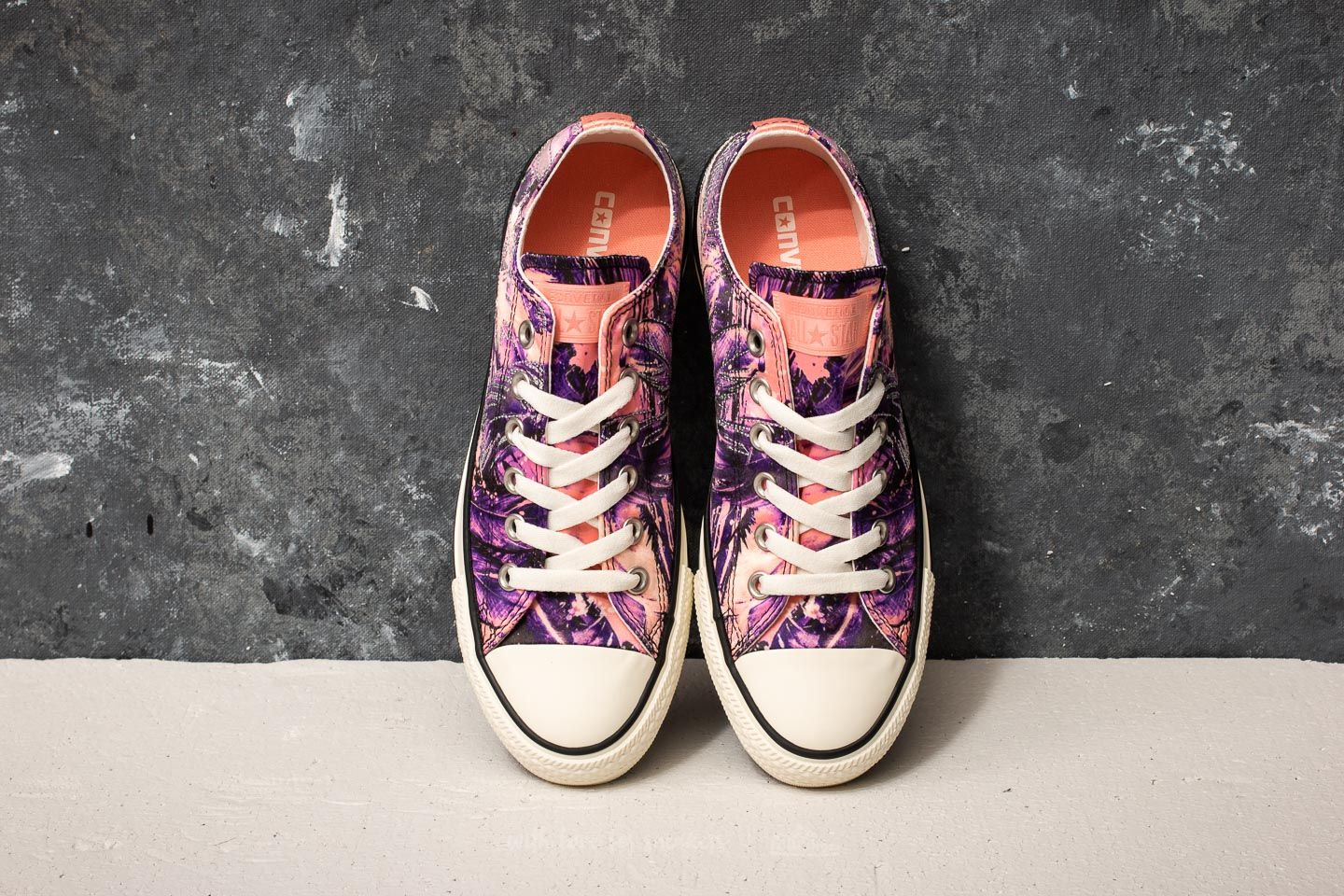 Converse Chuck Taylor All Star Ox Hyper Royal Pale Coral