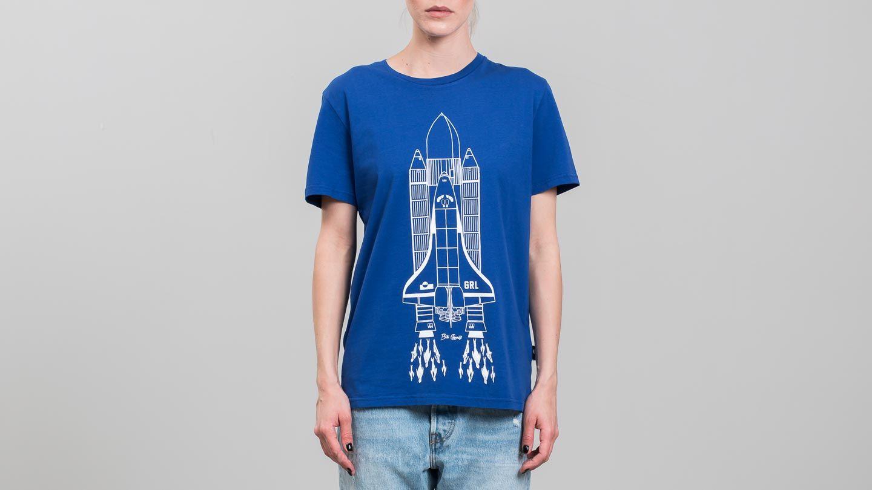 Bibi Chemnitz Rocket T-Shirt Blue za skvělou cenu 490 Kč koupíte na Footshop.cz