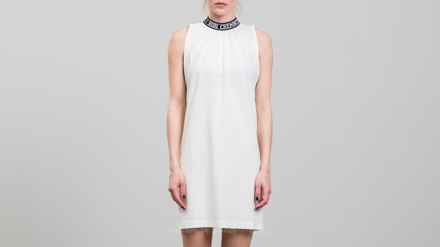 Dress Bibi Chemnitz Bibi Crepe Dress White