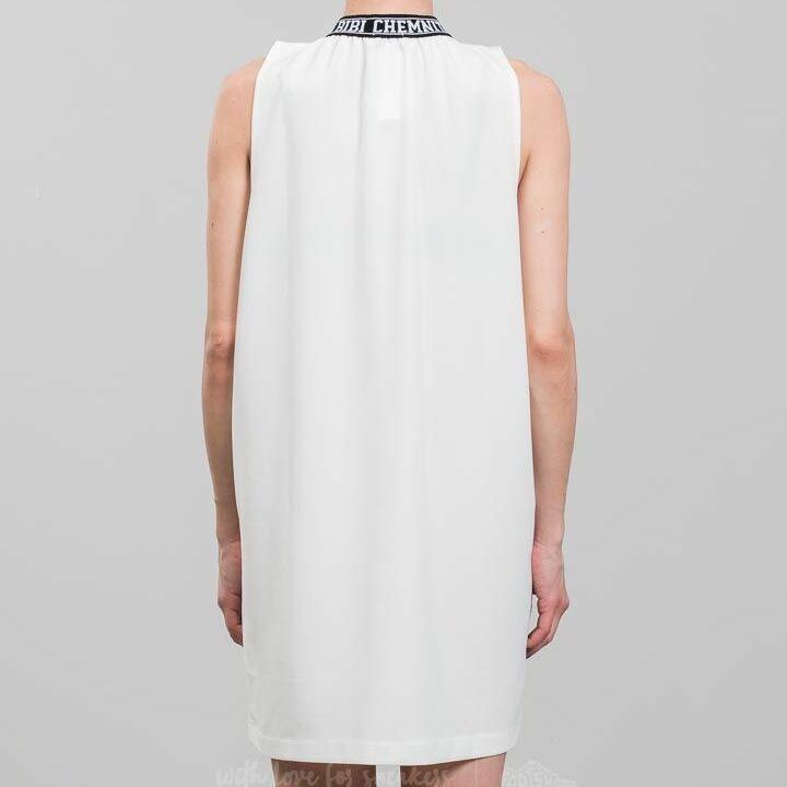 Bibi Chemnitz Bibi Crepe Dress White