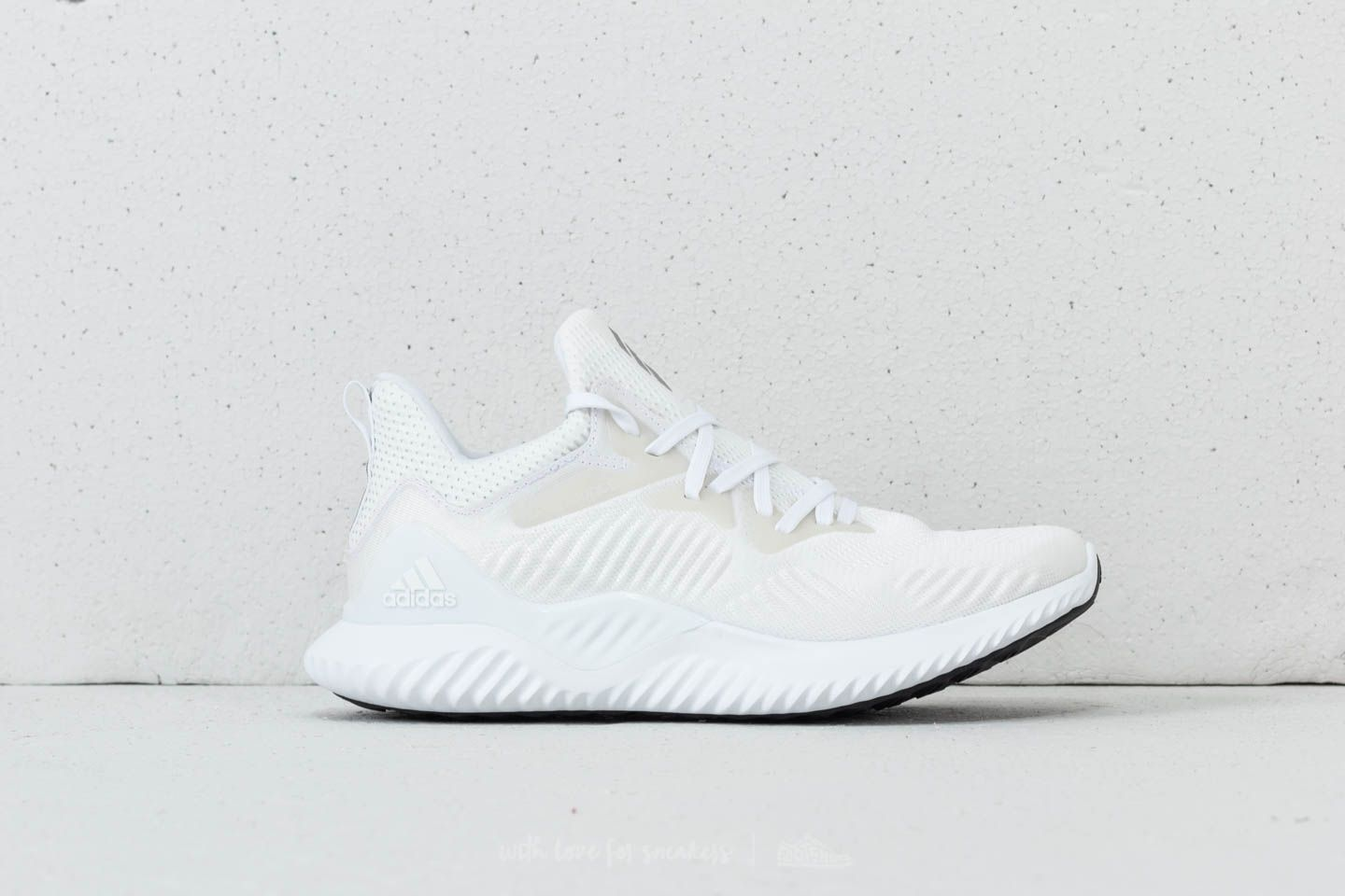 new arrival acddb 72ee6 adidas alphabounce beyond W Ftw White/ Silver Metallic/ Ftw ...