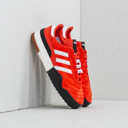adidas x Alexander Wang Bball Soccer Bold Orange Ftw White Core Black | Footshop