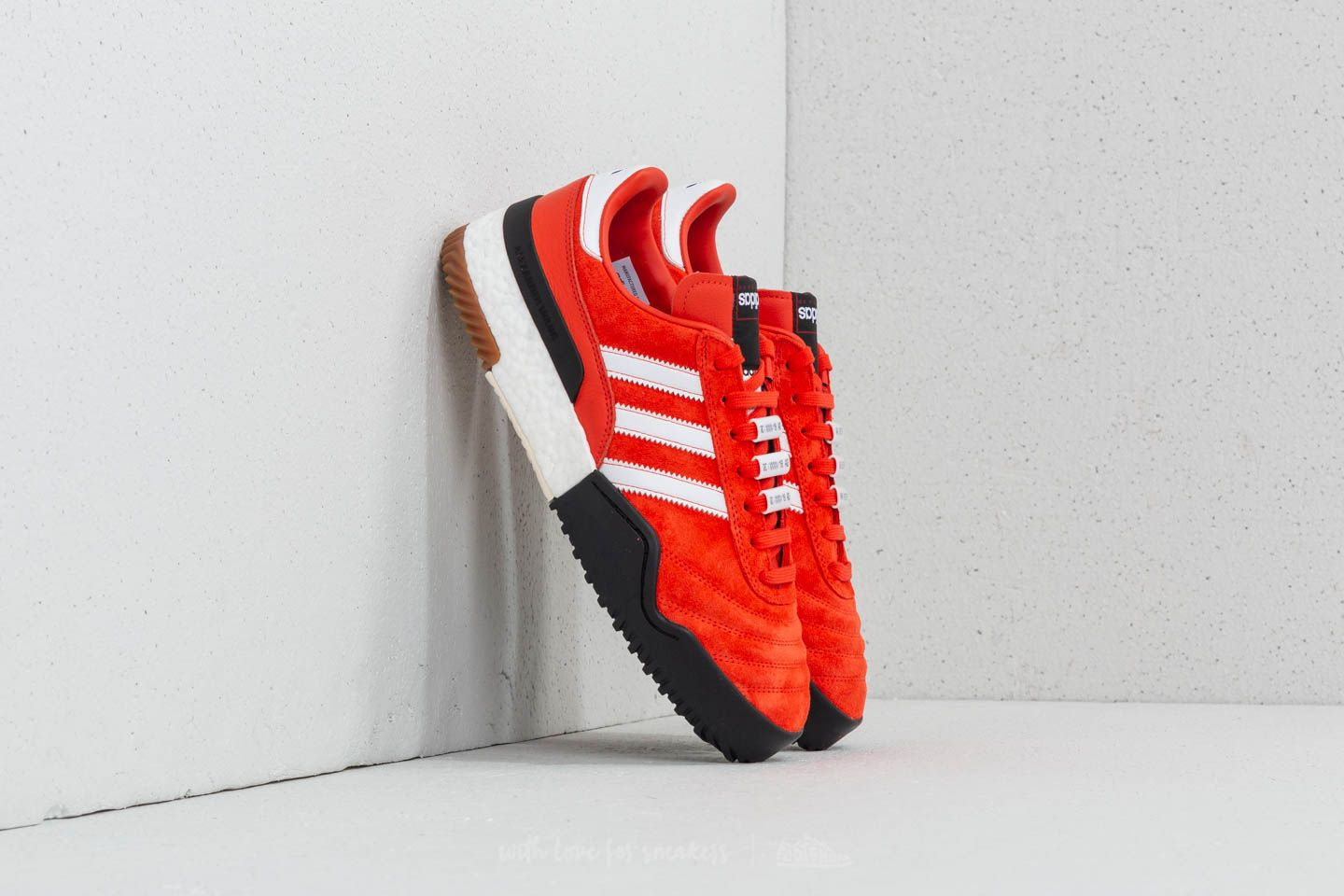adidas x Alexander Wang Bball Soccer Bold Orange/ Ftw White/ Core Black