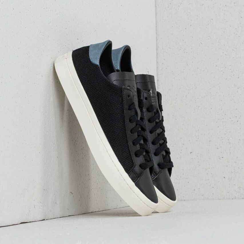 adidas Courtvantage W Core Black/ Core Black/ Raw Steel EUR 40 2/3