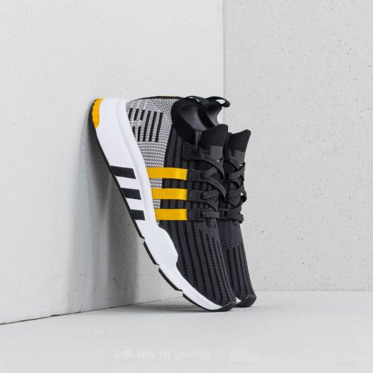 adidas originals EQT Support Mid ADV Primeknit Yellow