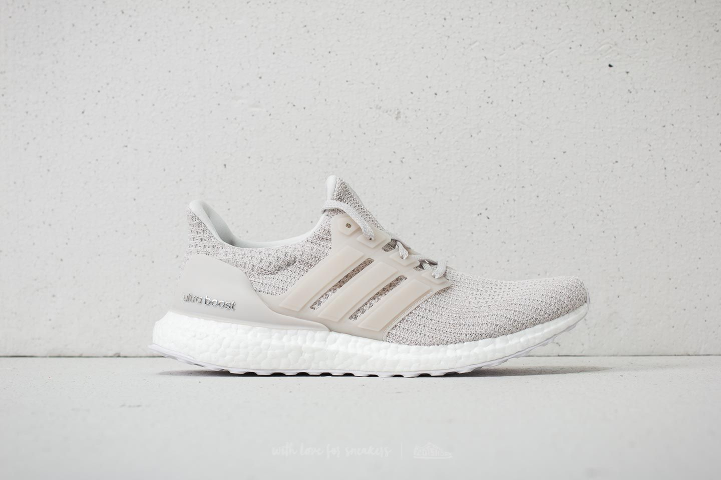 info for 2b9a3 1c888 adidas Ultraboost Chalk Pearl/ Chalk Pearl/ Grey One | Footshop