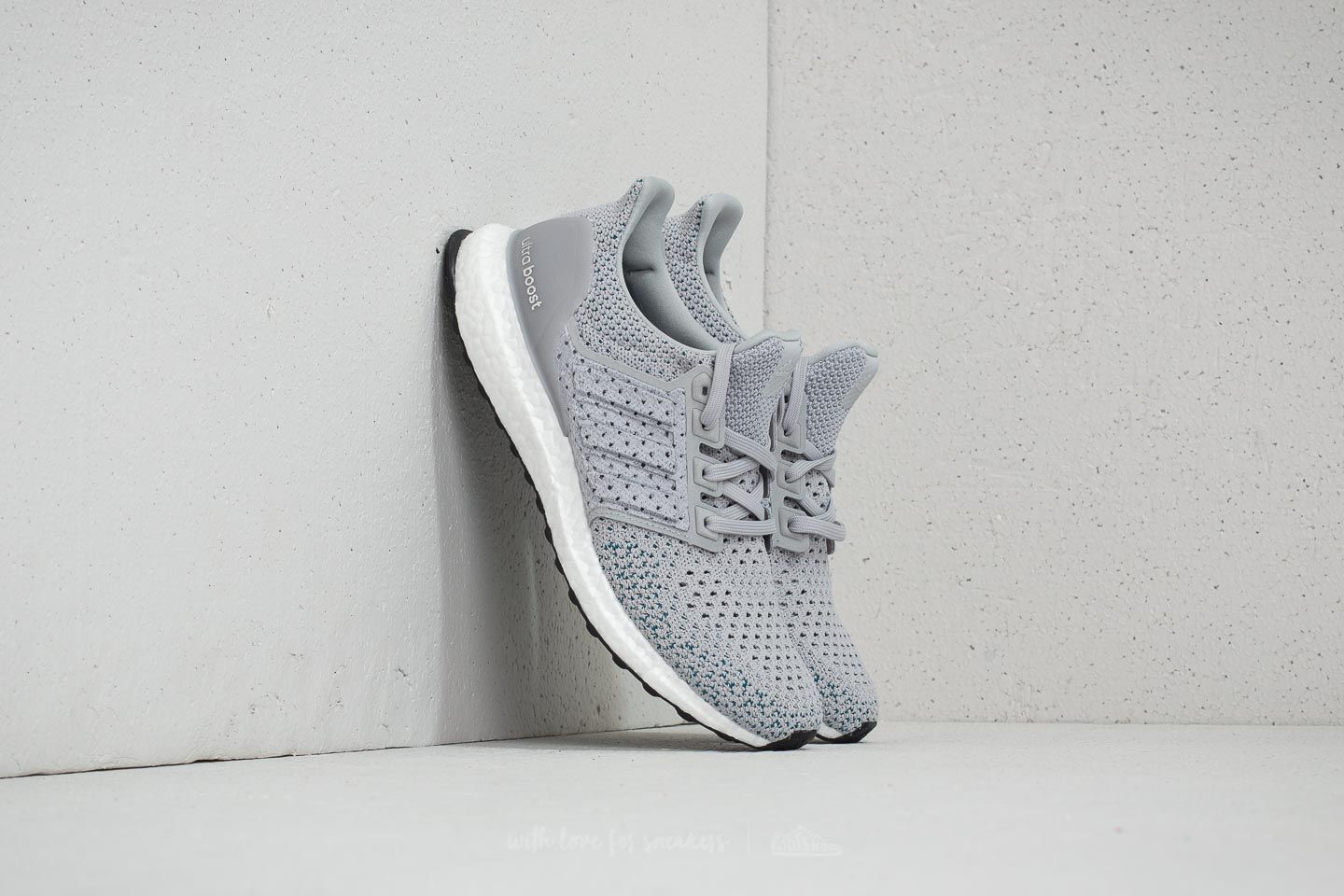 Two TealFootshop Adidas Ultraboost Real Clima Grey kXuPZi
