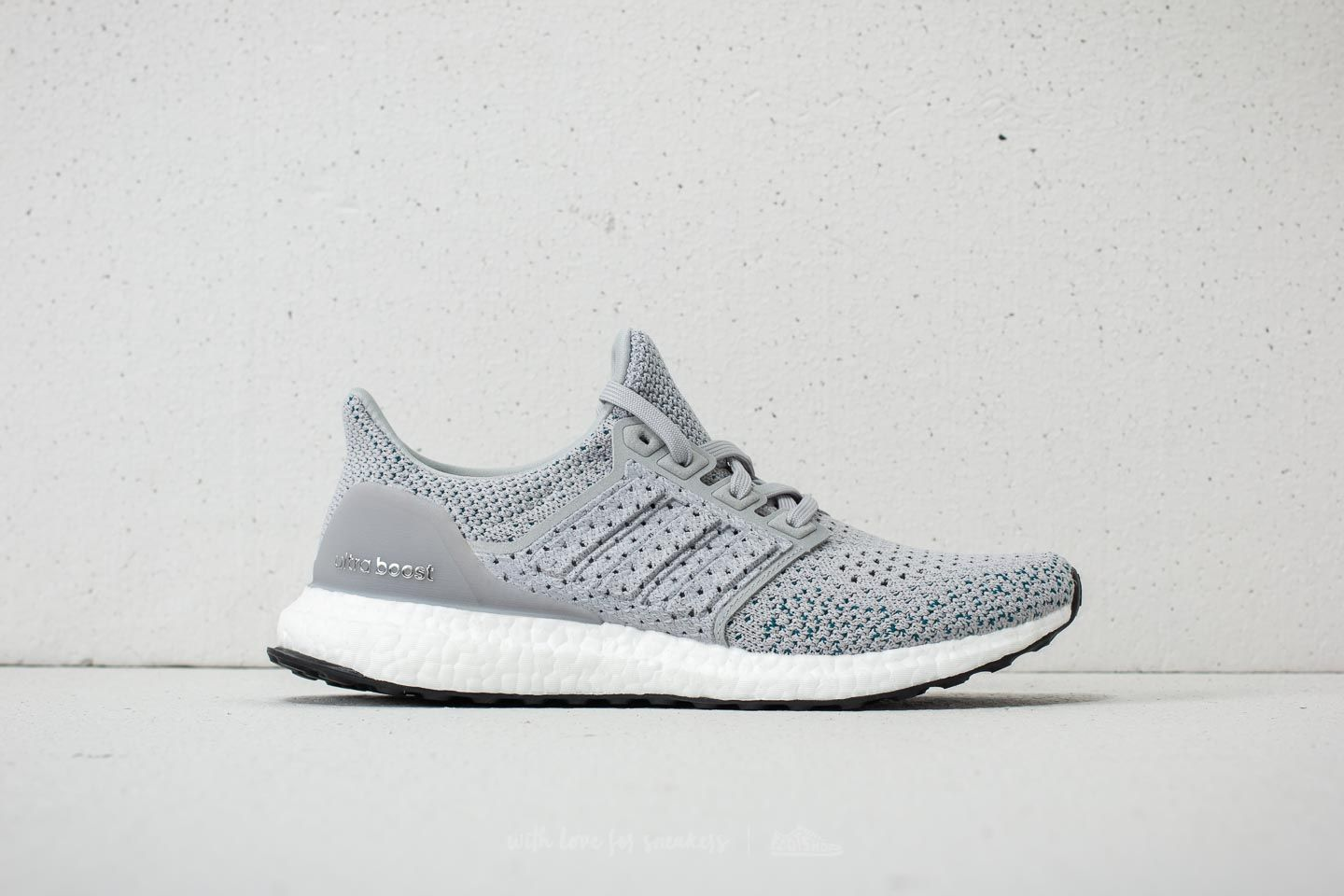 f3cf115e2cd adidas Ultraboost Clima Grey Two  Grey Two  Real Teal at a great price 158