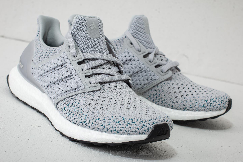 66fef80d4cb adidas Ultraboost Clima Grey Two/ Grey Two/ Real Teal | Footshop