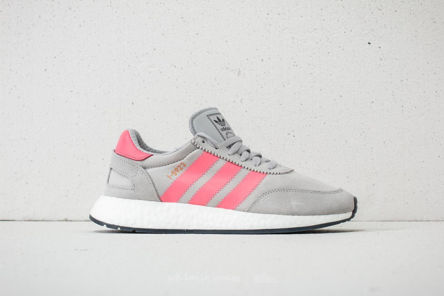 699af447730b5f adidas I-5923 W Grey Two  Chalk Pink  Core Black at a great