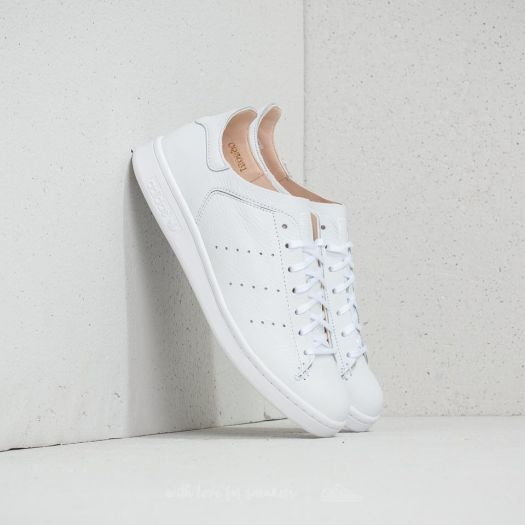 buy popular b5ba7 a6763 adidas Stan Smith Leather Sock Ftw White/ Ftw White/ Ftw ...