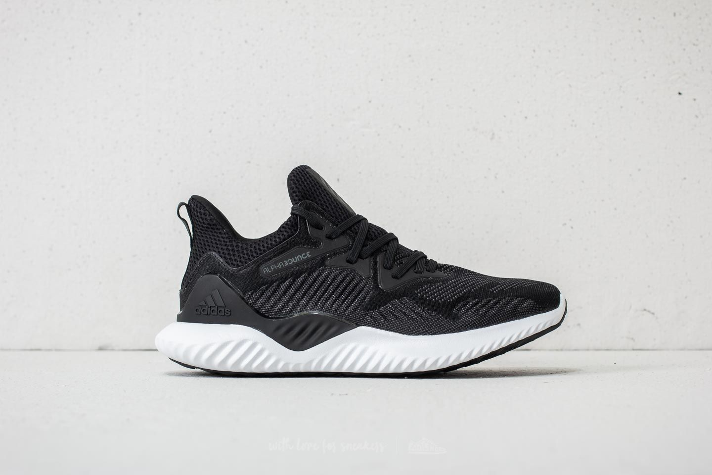 purchase cheap 9db43 f70eb adidas alphabounce beyond W Core Black Core Black Grey Five at a great  price