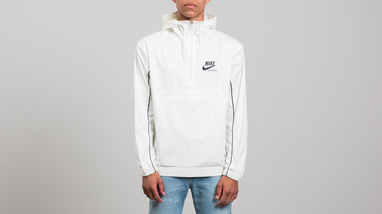 Nike Sportswear HD Woven Archive Jacket Sail  Obsidian  071659fb6