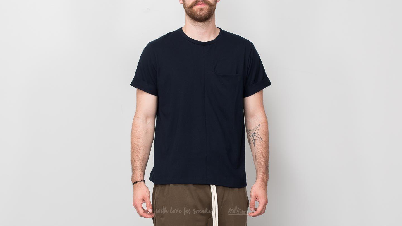 WE MOVE Pocket T-Shirt Navy za skvelú cenu 33 € kúpite na Footshop.sk
