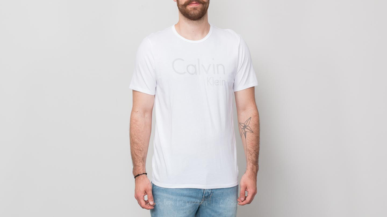 Calvin Klein Shortsleeve Crewneck T-Shirt White