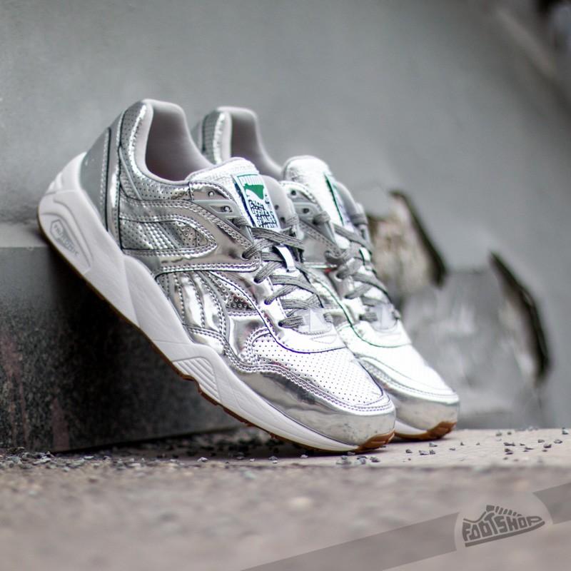 8f9638ead64b Puma R698 X Trinomic X Alife Silver White