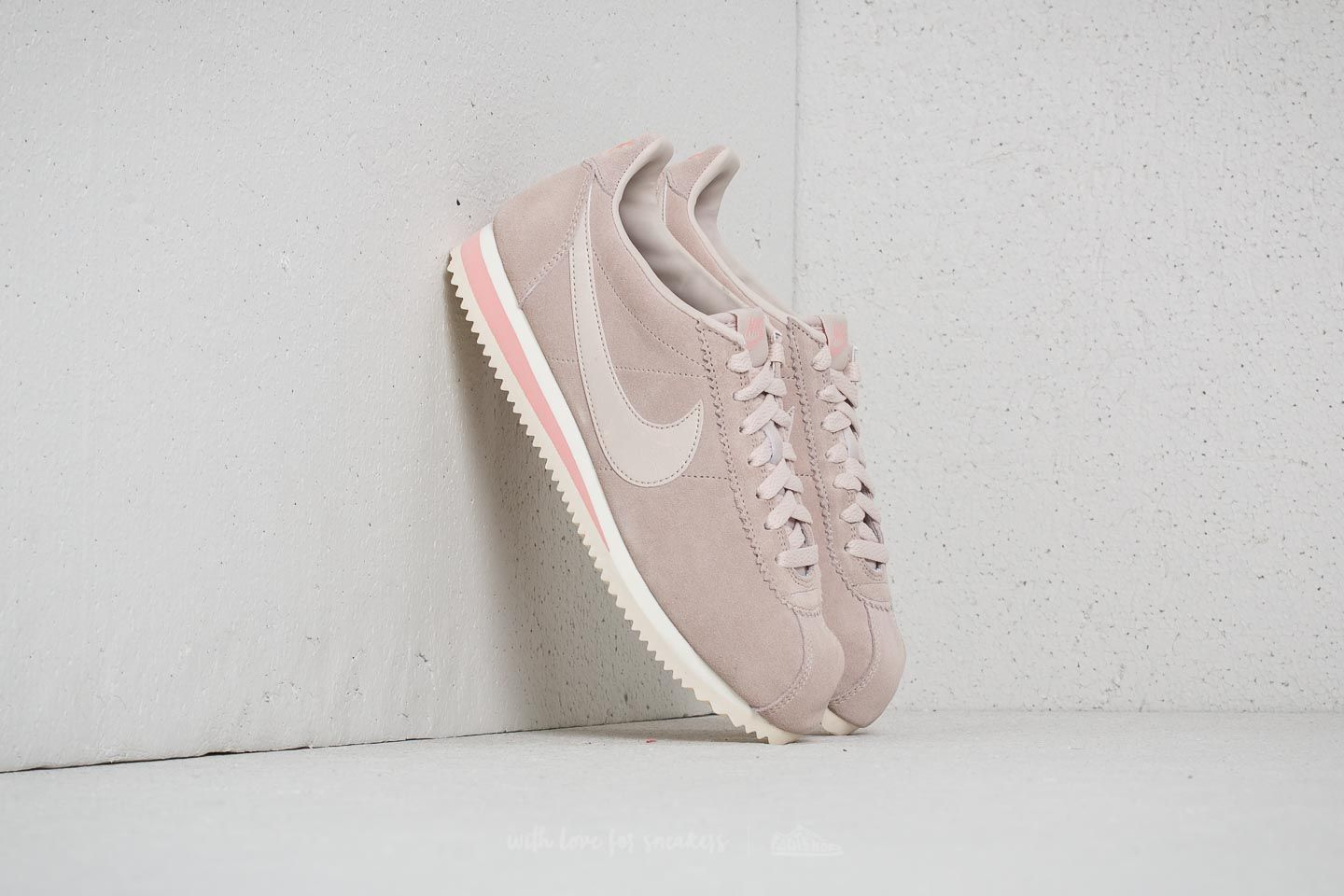 nike cortez mujer suede