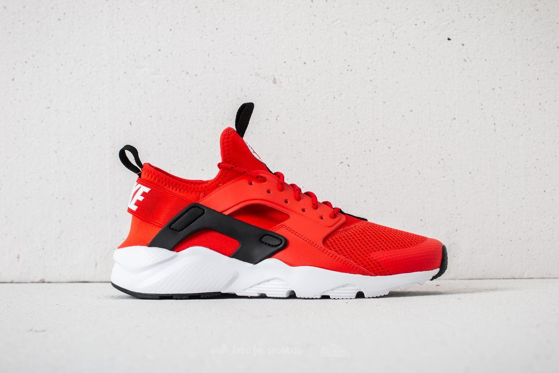 astronomía Grupo híbrido  Women's shoes Nike Air Huarache Run Ultra GS Habanero Red/ White-White-Black