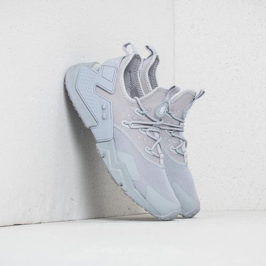 free shipping cozy fresh special section Nike Air Huarache Drift Wolf Grey/ White | Footshop