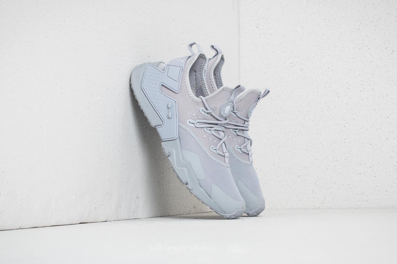 74218be61cd1 Nike Air Huarache Drift Wolf Grey  White