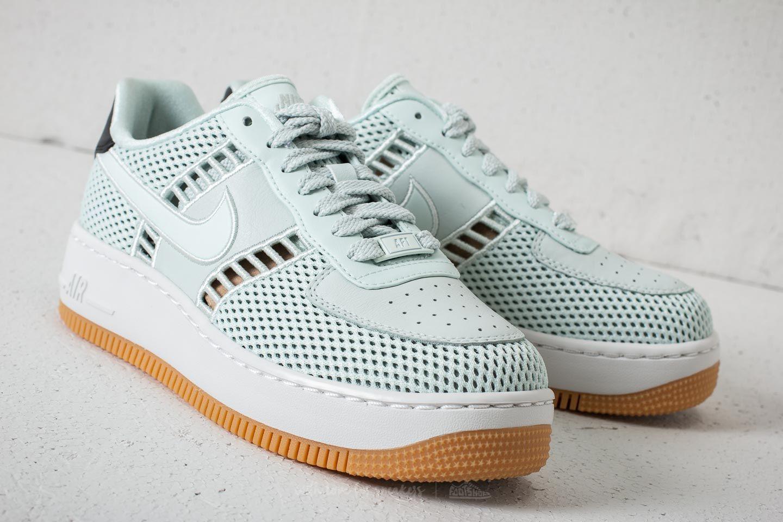 Nike Air Force 1 Upstep SI W white vast grey Donna |