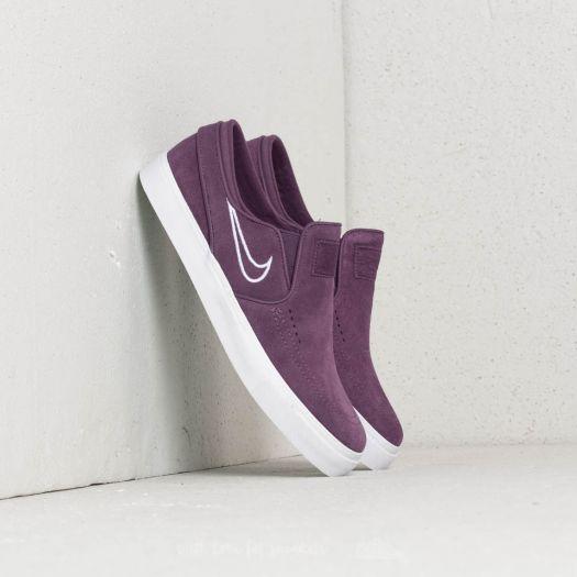 różnie wspaniały wygląd za pół Nike SB Zoom Stefan Janoski Slip Pro Purple/ White-Barely ...